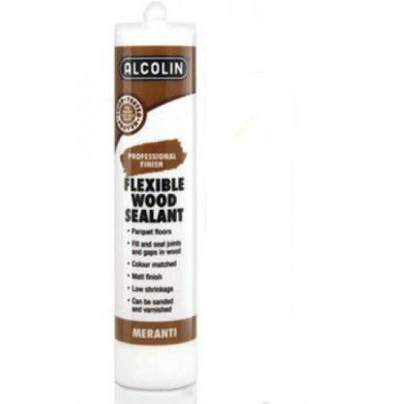 Alcolin Flexible Wood Sealant Meranti