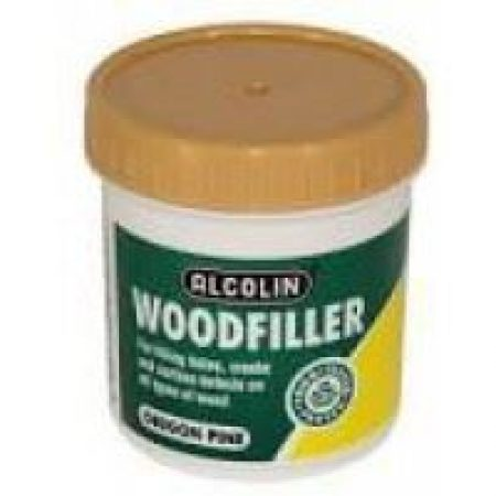 Alcolin Wood Filler 200g Beech