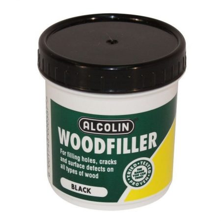 Alcolin Wood Filler 200g Black