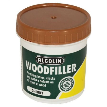 Alcolin Wood Filler 200g Cherry