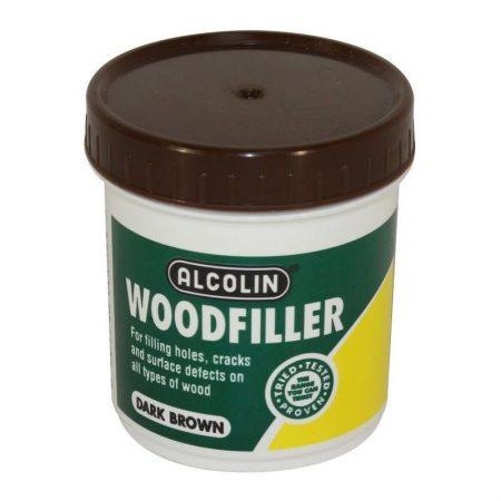 Alcolin Wood Filler 200g Dark Brown