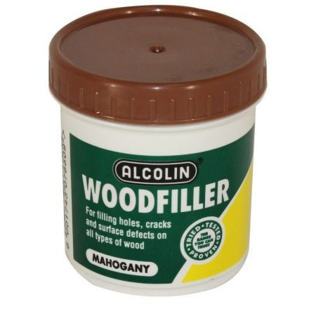 Alcolin Wood Filler 200g Mahogany
