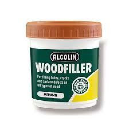 Alcolin Wood Filler 200g Natural