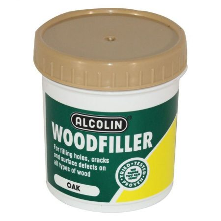 Alcolin Wood Filler 200g Oak