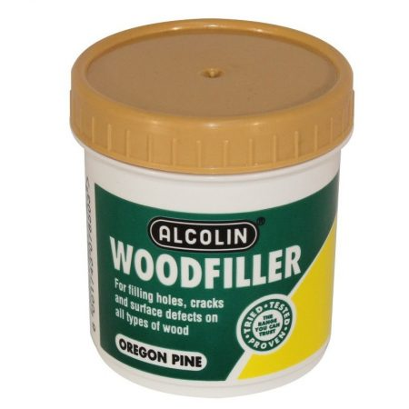 Alcolin Wood Filler 200g Oregon Pine