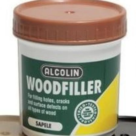 Alcolin Wood Filler 200g Sapele