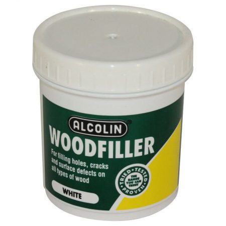 Alcolin Wood Filler 200g White