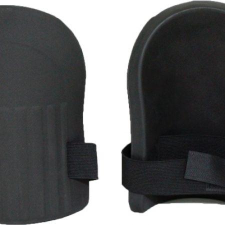 Black Foam Knee Pads