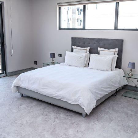 Diamond Tile SPC Grey Pearl Lifestyle