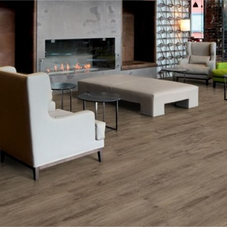 Elemental Distressed Wood Grey
