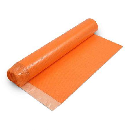 Orange Carpet Underlay