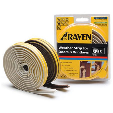 Raven RP55-Rubber Window & Door Seal