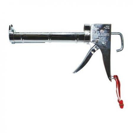 Silicone Gun - Chrome